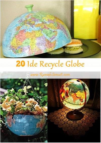20 Ide Recycle Globe