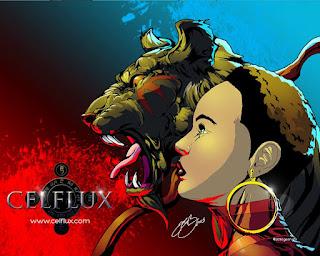 CelFlux Comic