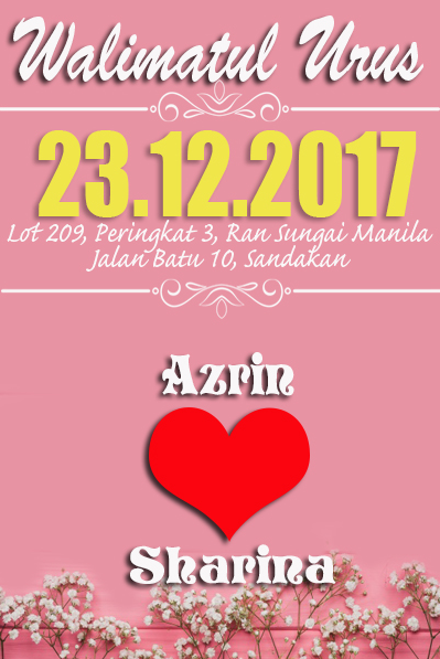 Blogger Opzzpinky Bakal Kahwin Disember ini