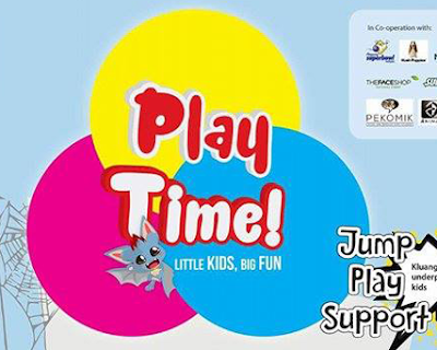 Kluang Mall: Pekomik @ Play Time!