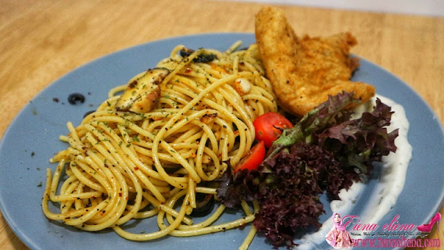 Spicy Lemon With Fried Dory Fish