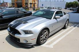 Snapshot: 2015 Mustang Shelby GT500 – 2014 Shelby GT500
