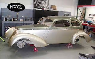 Build a Classic Car Project by Chip Foose 10