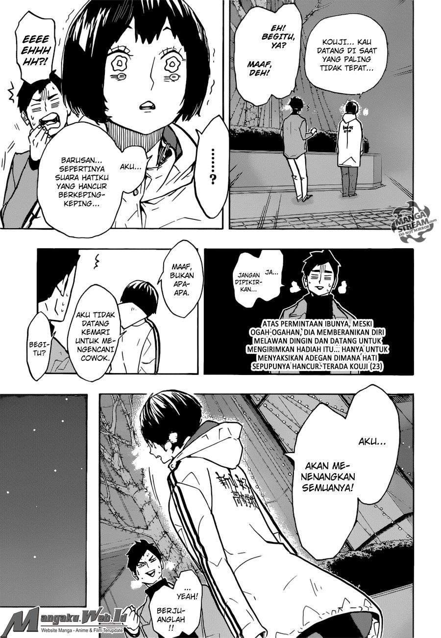 Haikyuu!! Chapter 246-16