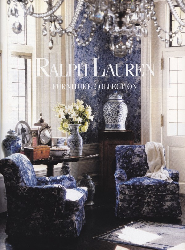 Chinoiserie Chic: Blue and White - Ralph Lauren on 2015 oscar de la renta collection, 2015 tommy hilfiger collection, 2015 jimmy choo collection, 2015 valentino collection, 2015 tory burch collection,