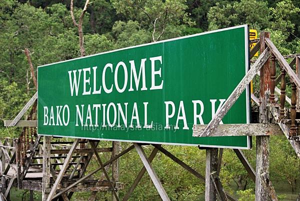 Bako Sarawak