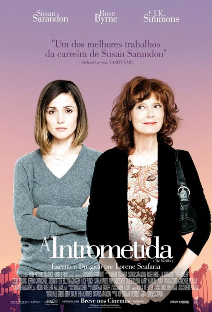 A Intrometida Torrent - BluRay 720p e 1080p Dublado (2016)