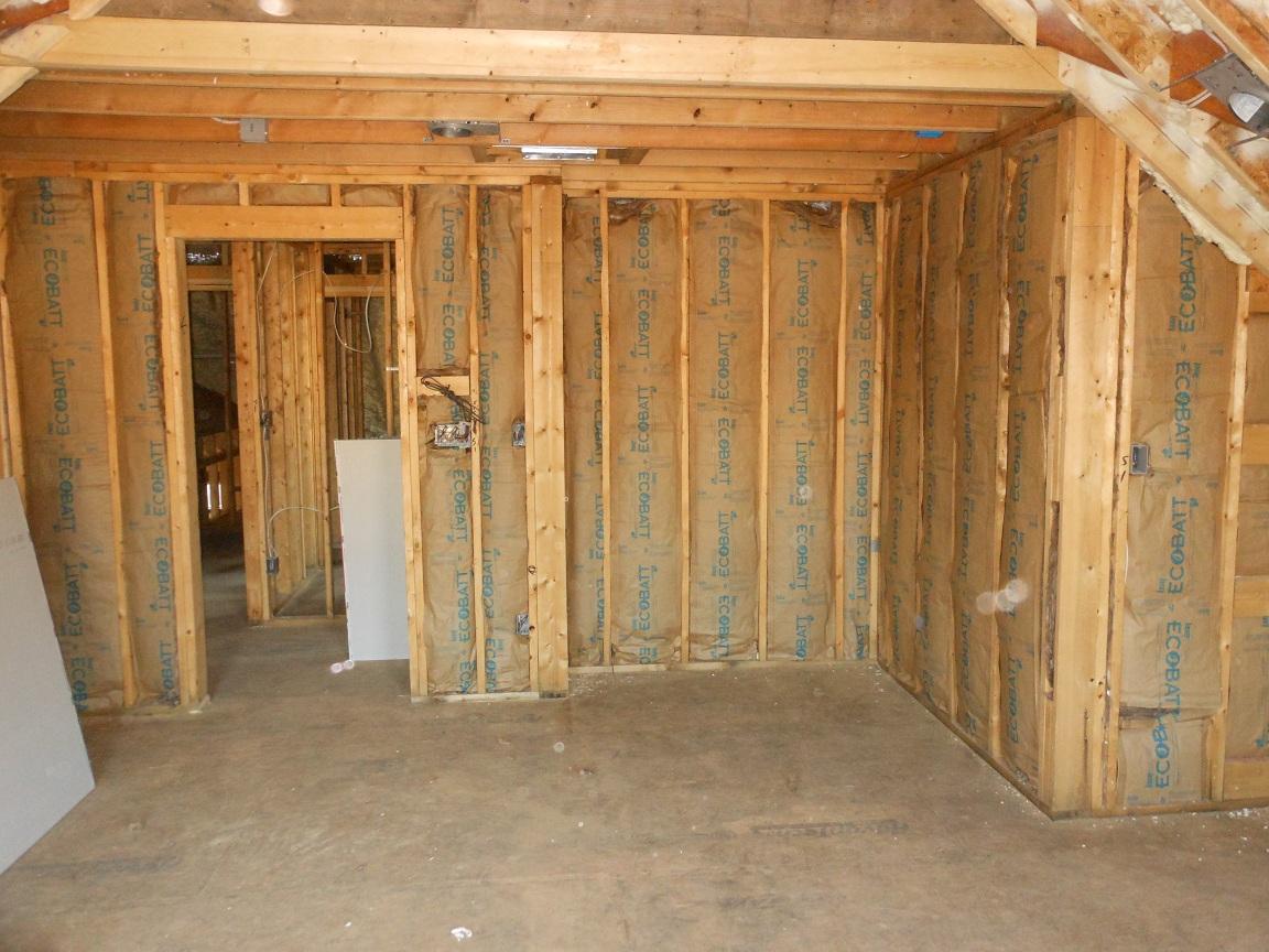 Triplett S New House Insulation Install