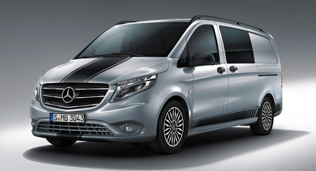 Mercedes, Mercedes Vito - Viano, New Cars