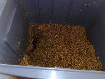Leftover grain