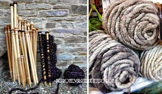 moda en el arte de tejer