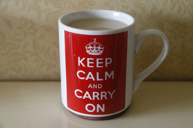 Finance Fridays - Keep Calm and Carry On