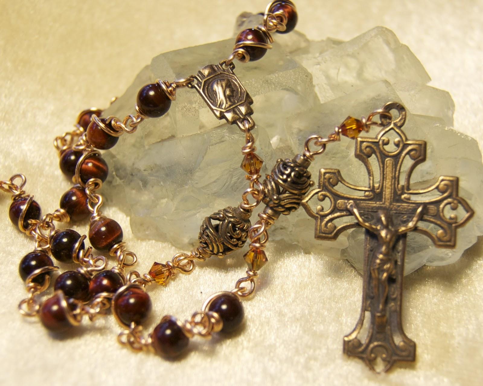 HeartFelt Rosaries: A Beautiful, Unbreakable Pocket Rosary