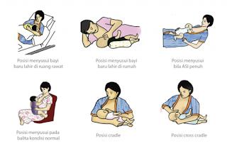 Cara Menyusui Yang Baik Dan Benar Pada Bayi - Bagi Hal Baik