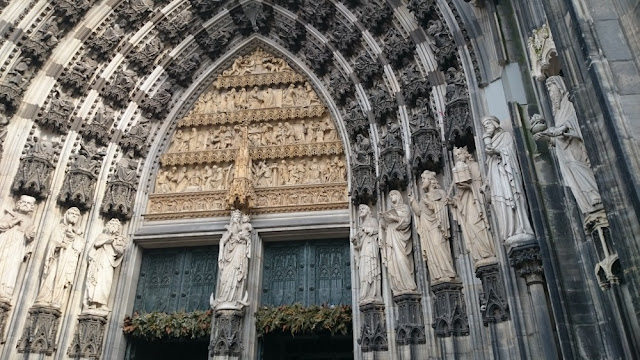 Eingangsportal Kölner Dom