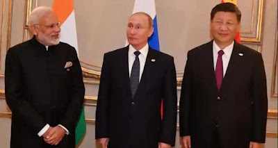 Trilateral Meeting of India, China And Russia