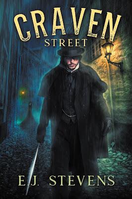 Craven Street Whitechapel Paranormal Society E.J. Stevens