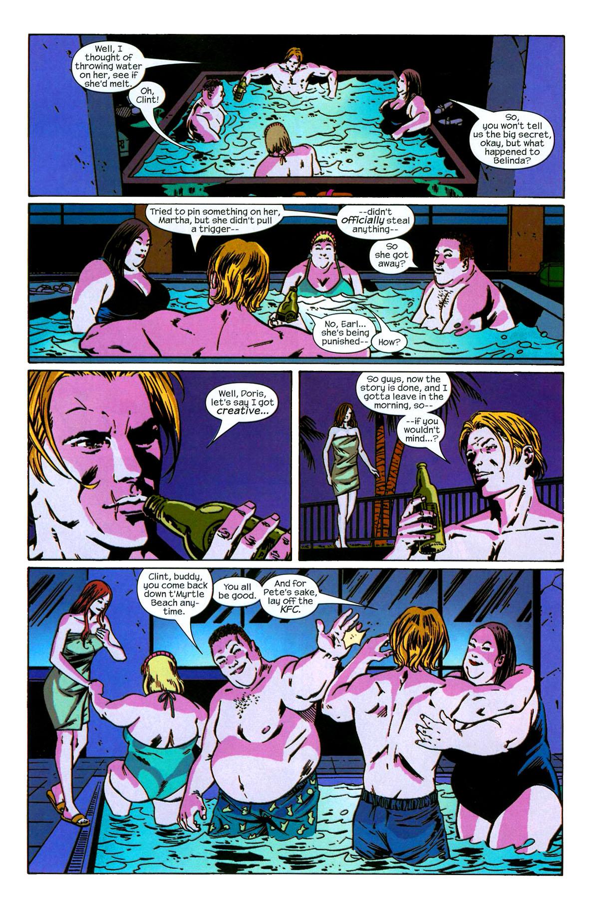 Hawkeye (2003) Issue #6 #6 - English 23
