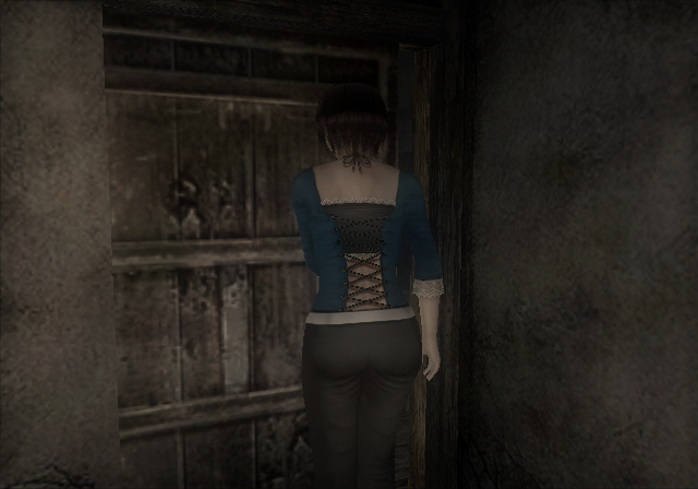 Fatal Frame III: The Tormented PS2 GAME ISO Gameplay