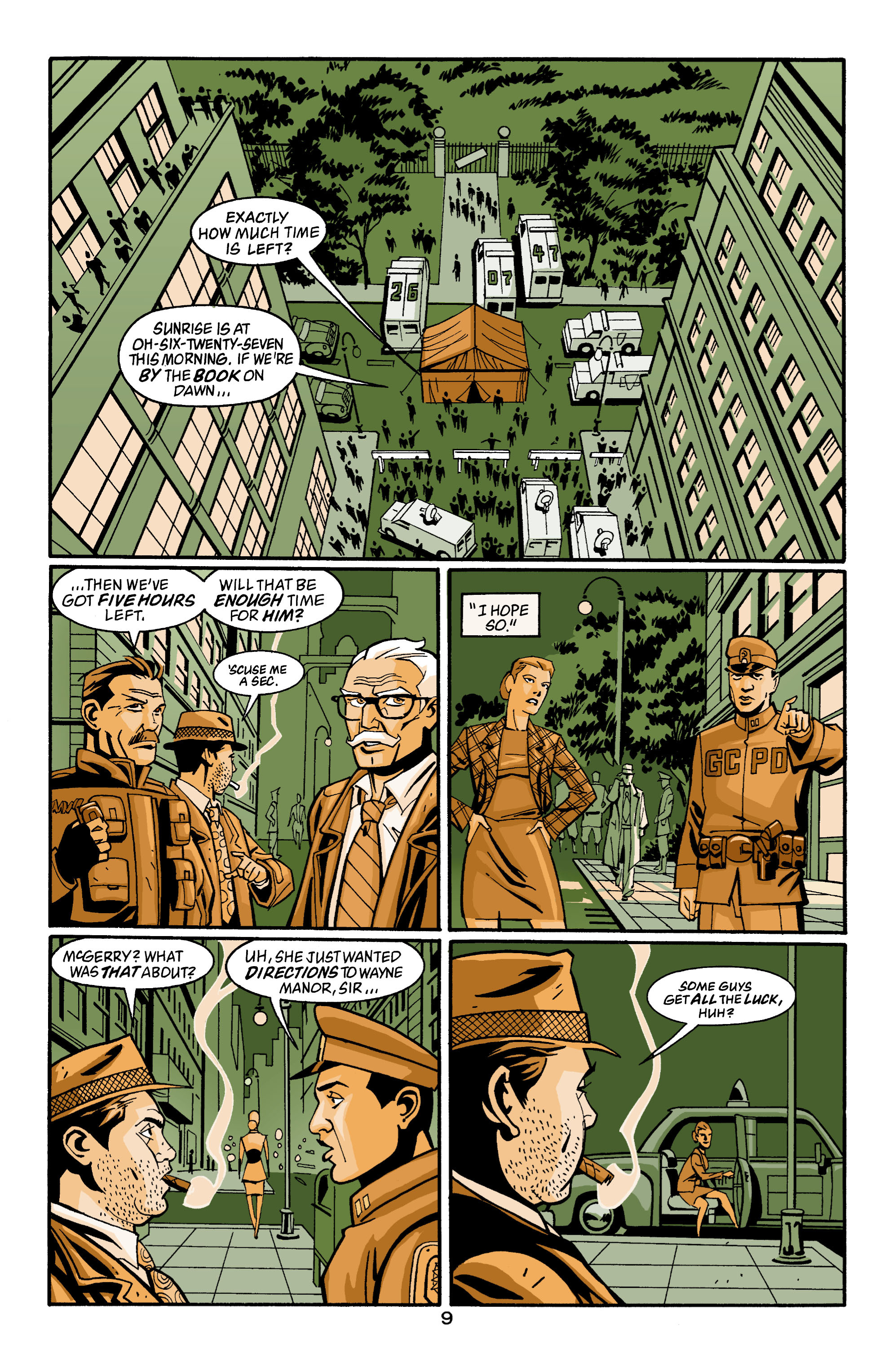 Detective Comics (1937) 752 Page 8