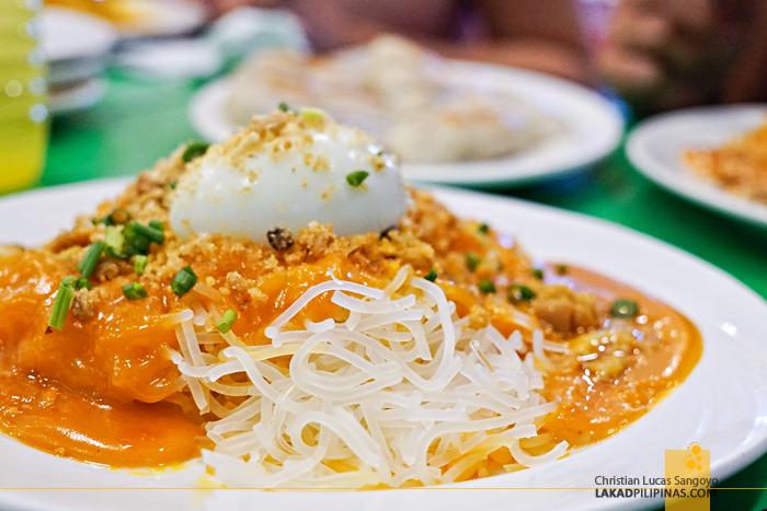 Susie's Cuisine Pampanga Pancit Palabok