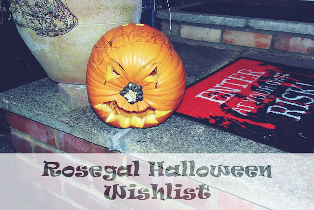 Rosegal Halloween Wishlist PL|EN