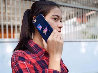Arifah Lubai Telfon