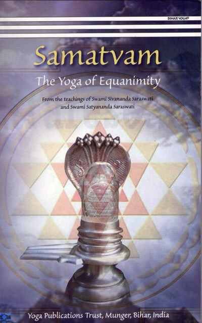 Samatvam, the Yoga of Equanimity