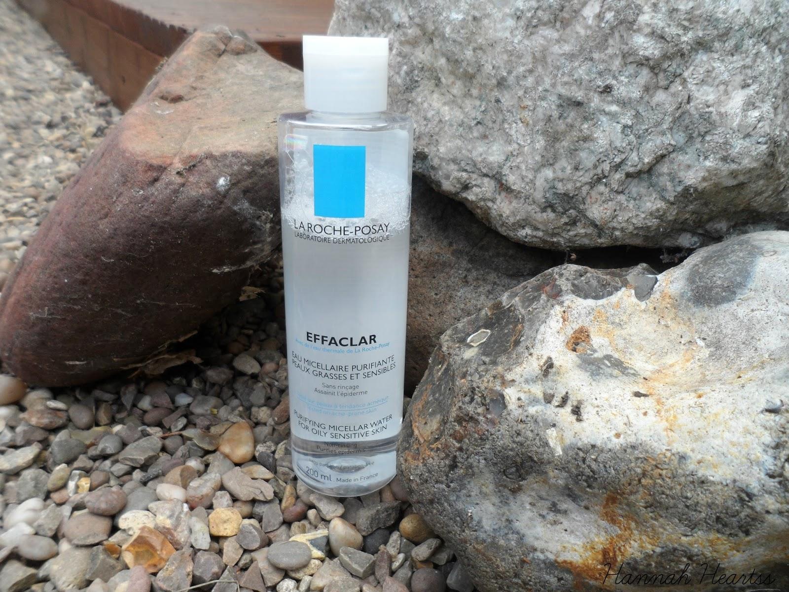 La Roche- Posay Effaclar Micellar Water
