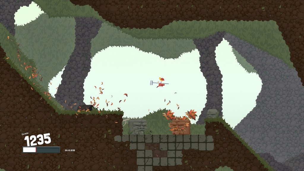 Dustforce Announced For PS Vita Features Online Play ~ PS