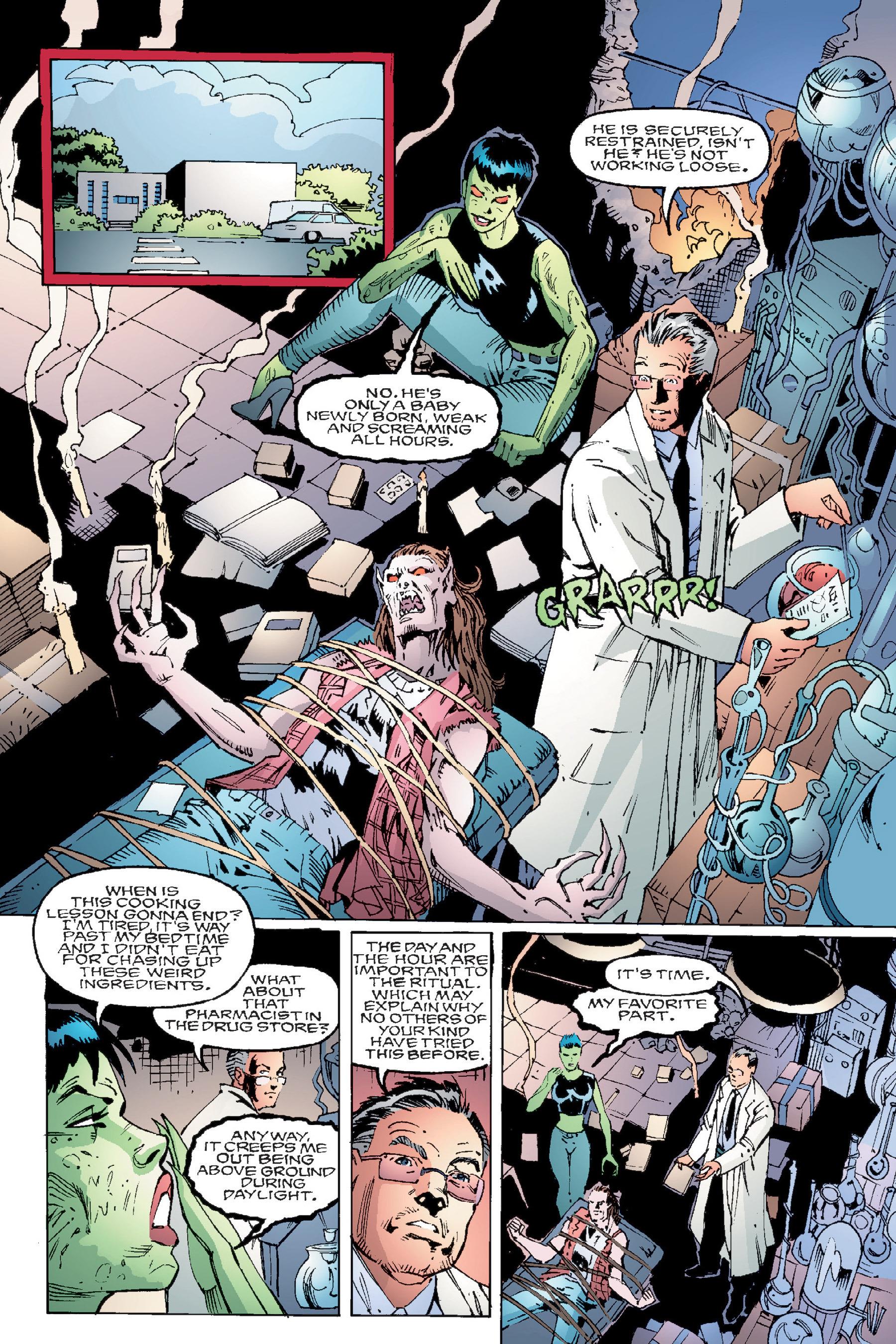 Read online Buffy the Vampire Slayer: Omnibus comic -  Issue # TPB 4 - 68