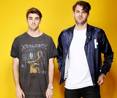 The Chainsmokers lança The One