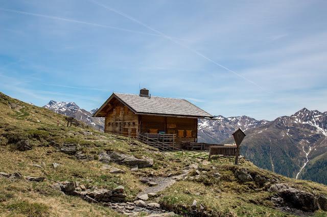 Wandern in Osttirol  Oberseitsee St. Jakob Defereggental 07