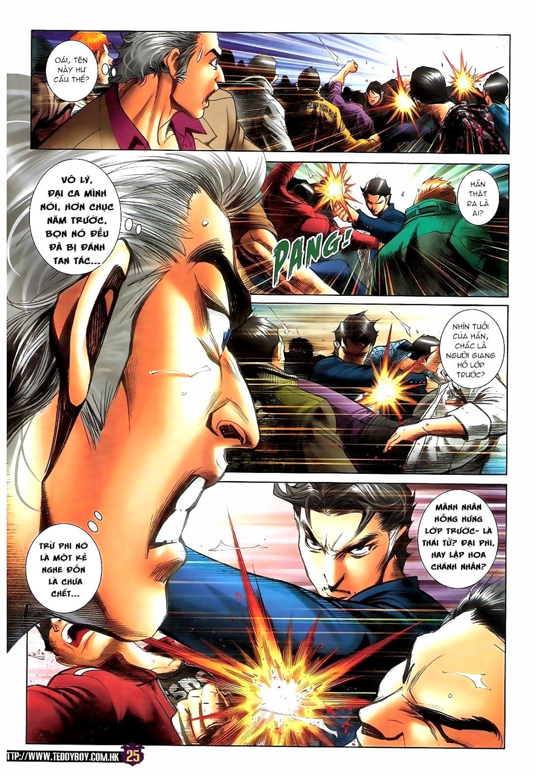 Người Trong Giang Hồ - Chapter 1388: Khí diệm Hoàng giả - Pic 21