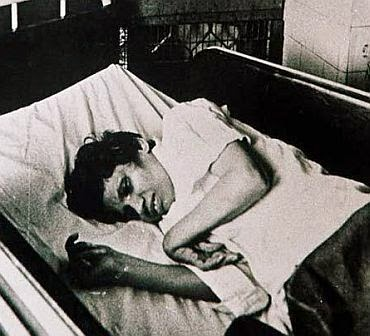 Aruna Shanbaug died