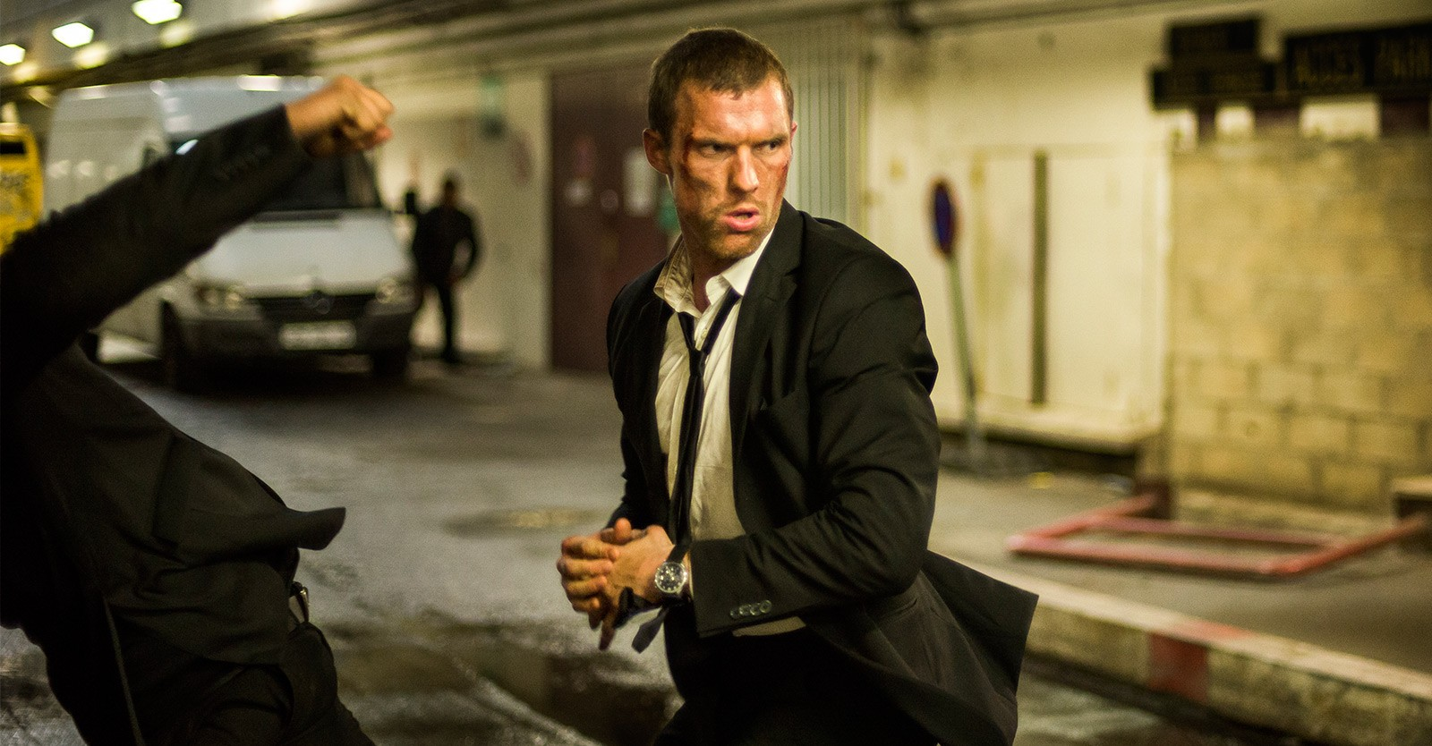 The Voracious Filmgoer: New Model: THE TRANSPORTER REFUELED