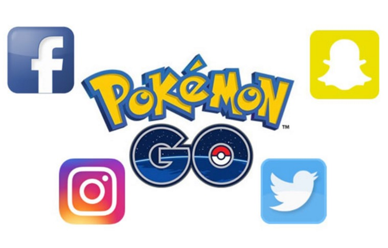 Pokemon Go Social Media Deals