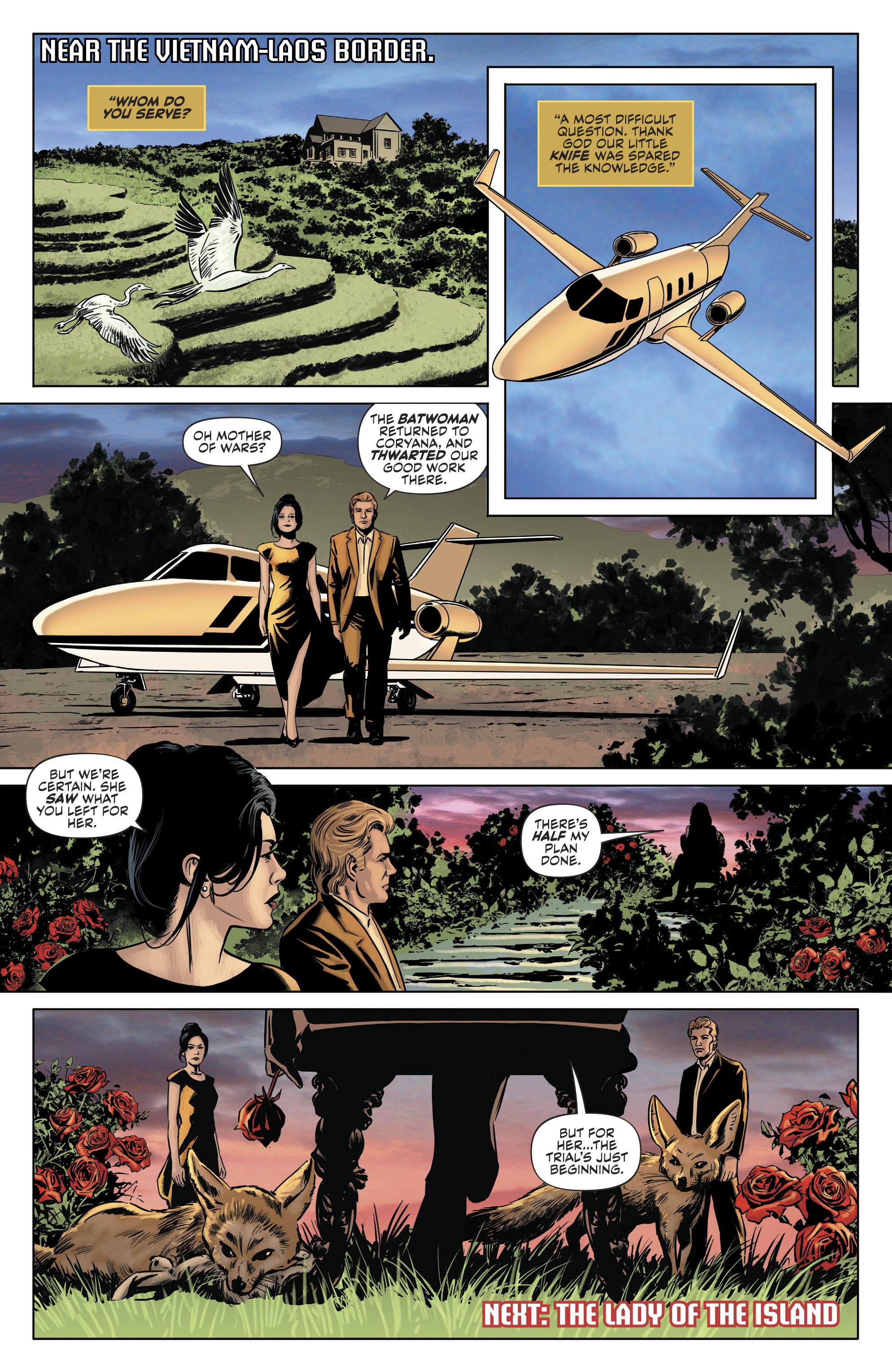 Read online Batwoman (2017) comic -  Issue #4 - 23