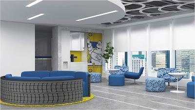 Pengaruh Interior Kantor Terhadap Produktifitas Kerja