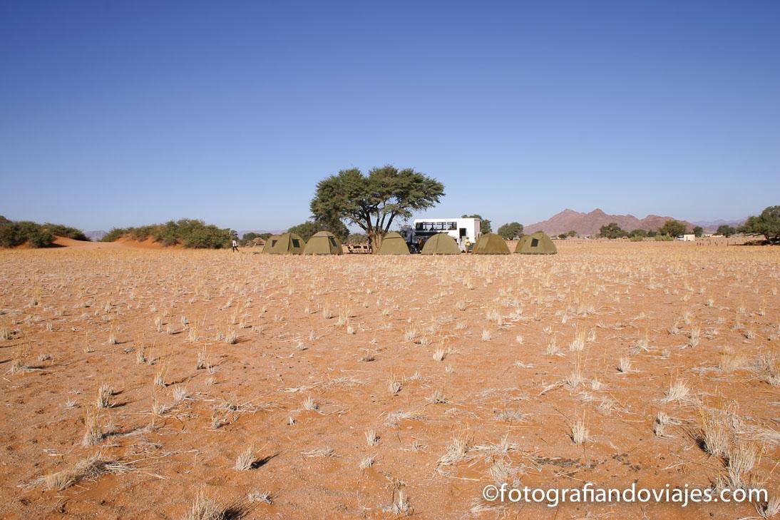 Viaje por Namibia, Botswana y Zimbabwe