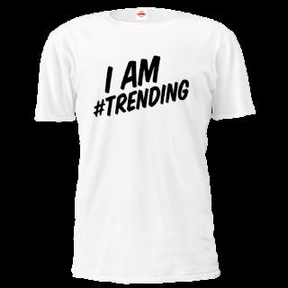 I am trending tshirts