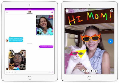 Facebook Meluncurkan Aplikasi Messenger Kids untuk Anak-anak yang Aman dan Menyenangkan