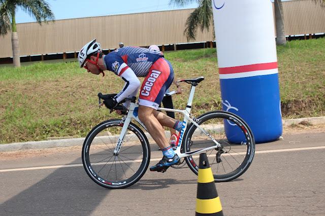 Ciclista cacoalense participa de competição no Piauí
