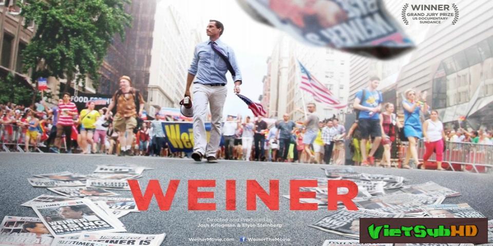 Phim Nghị sĩ VietSub HD | Weiner 2016