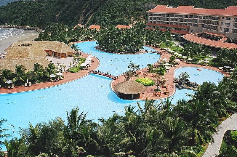 Nha Trang's Vinpearl Land Luxury Resort 7