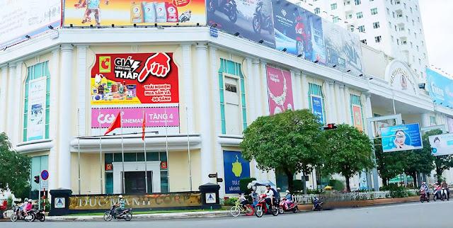 Hệ thống siêu thị nổi bật tại Đà Nẵng