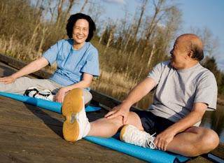 Perlu Anda Ketahui Pentingnya Peranan Berolahraga Untuk Lanjut usia