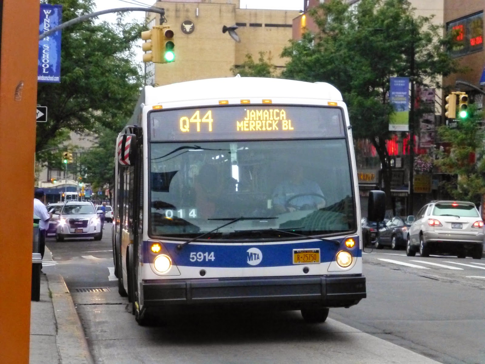 Miles On The Mbta Service Change Nyc Part 6 The Q44