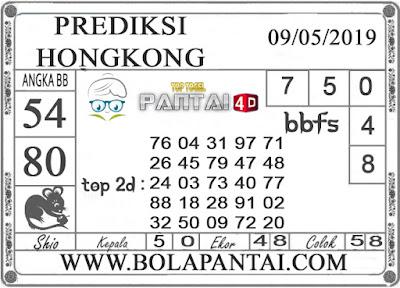 """Prediksi Togel """"HONGKONG"""" PANTAI4D 09 MEI 2019"""
