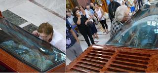 Το προσκύνημα νεκρού Μητροπολίτη σε ψυγειοκαταψύκτη στη Λάρισα είναι κάτι που δύσκολα θα ξεπεραστεί